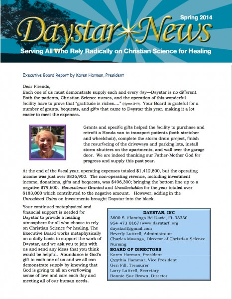 Daystar_news_Spring_2014